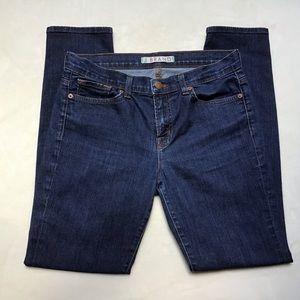 "J Brand Skinny Leg Jeans in ""Pure"", Size 29"